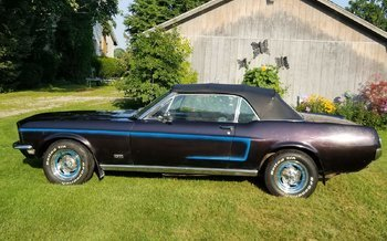 1968 Ford Mustang Convertible for sale 101016655