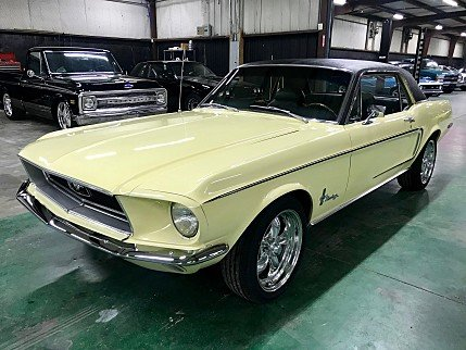 1968 Ford Mustang for sale 101045209