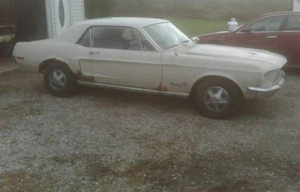 1968 Ford Mustang for sale 100828412