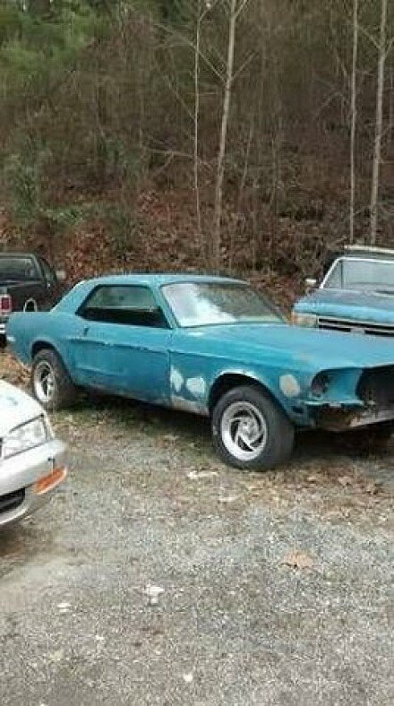 1968 Ford Mustang for sale 100828810