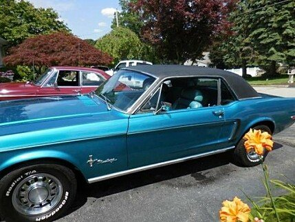 1968 Ford Mustang for sale 100829024
