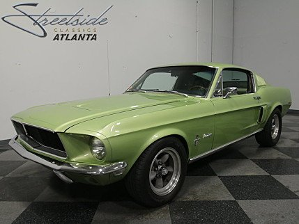 1968 ford mustang for sale 100849173