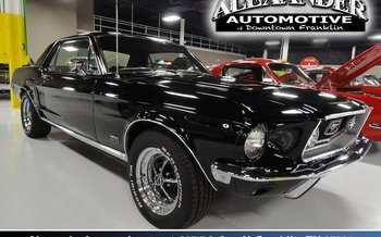 1968 Ford Mustang for sale 100860538