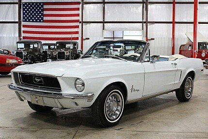 1968 Ford Mustang for sale 100884041