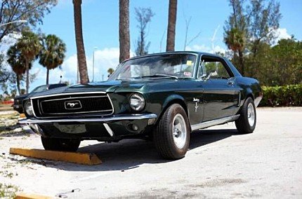 1968 Ford Mustang for sale 100892874