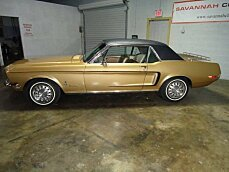 1968 Ford Mustang for sale 100895698