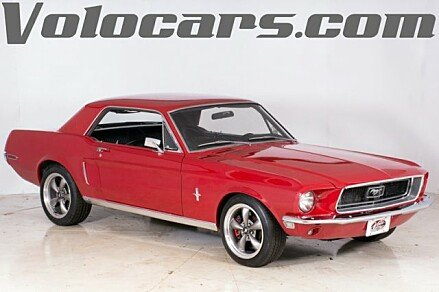 1968 Ford Mustang for sale 100898364