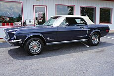 1968 Ford Mustang for sale 100912213