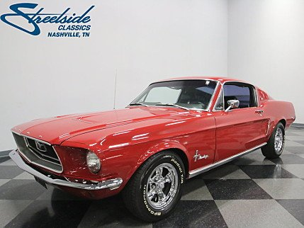 1968 Ford Mustang for sale 100913553