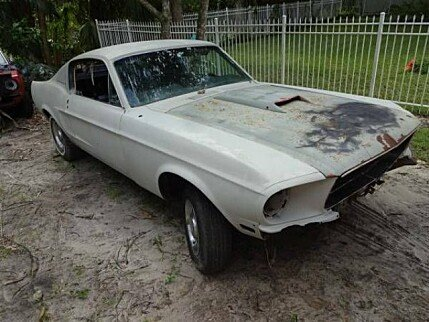 1968 Ford Mustang for sale 100951859