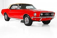 1968 Ford Mustang for sale 100974832
