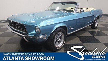 1968 Ford Mustang for sale 100975840