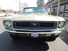 1968 Ford Mustang for sale 100976671