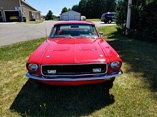 1968 Ford Mustang for sale 100979830