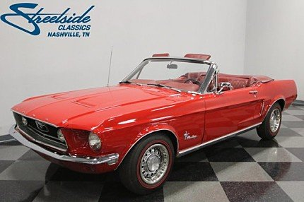 1968 Ford Mustang for sale 100980908