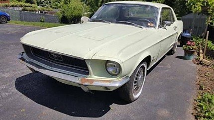 1968 Ford Mustang for sale 100986895