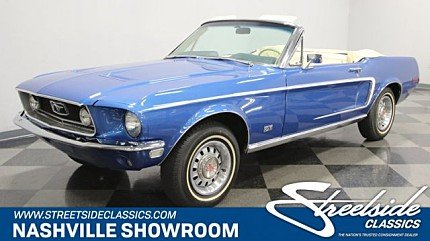1968 Ford Mustang for sale 100994448