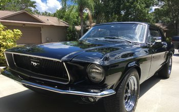 1968 Ford Mustang Coupe for sale 101011634