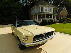 1968 Ford Mustang Convertible for sale 101018568