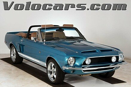 1968 Ford Mustang for sale 101025498