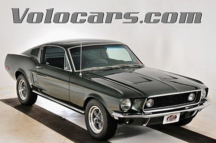 1968 Ford Mustang for sale 101028117