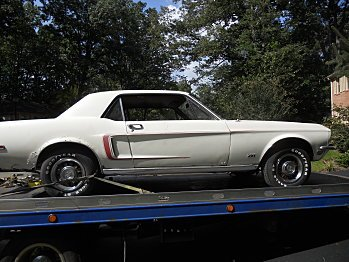 1968 Ford Mustang Coupe for sale 101041992