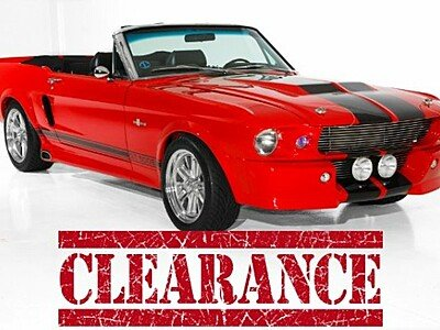 1968 Ford Mustang for sale 101045008
