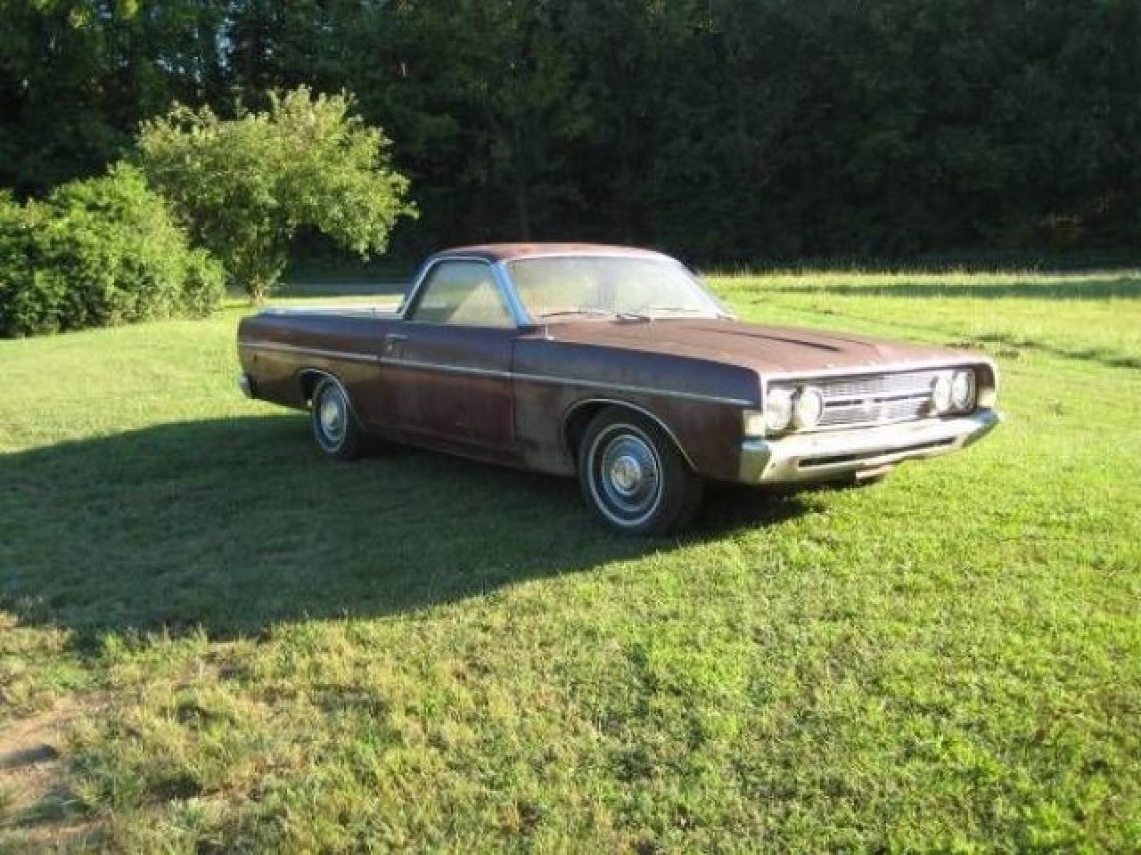 Ford Ranchero For Sale