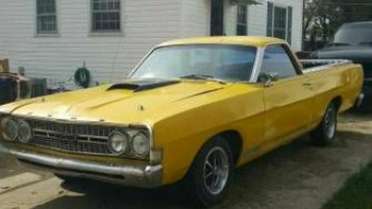 1968 Ford Ranchero for sale 100947526