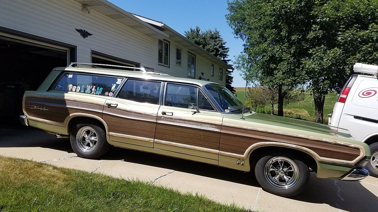 1968 Ford Station Wagon Series for sale 100887486