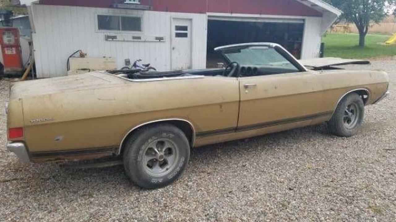 1968 Ford Torino for sale near Cadillac, Michigan 49601 - Classics ...