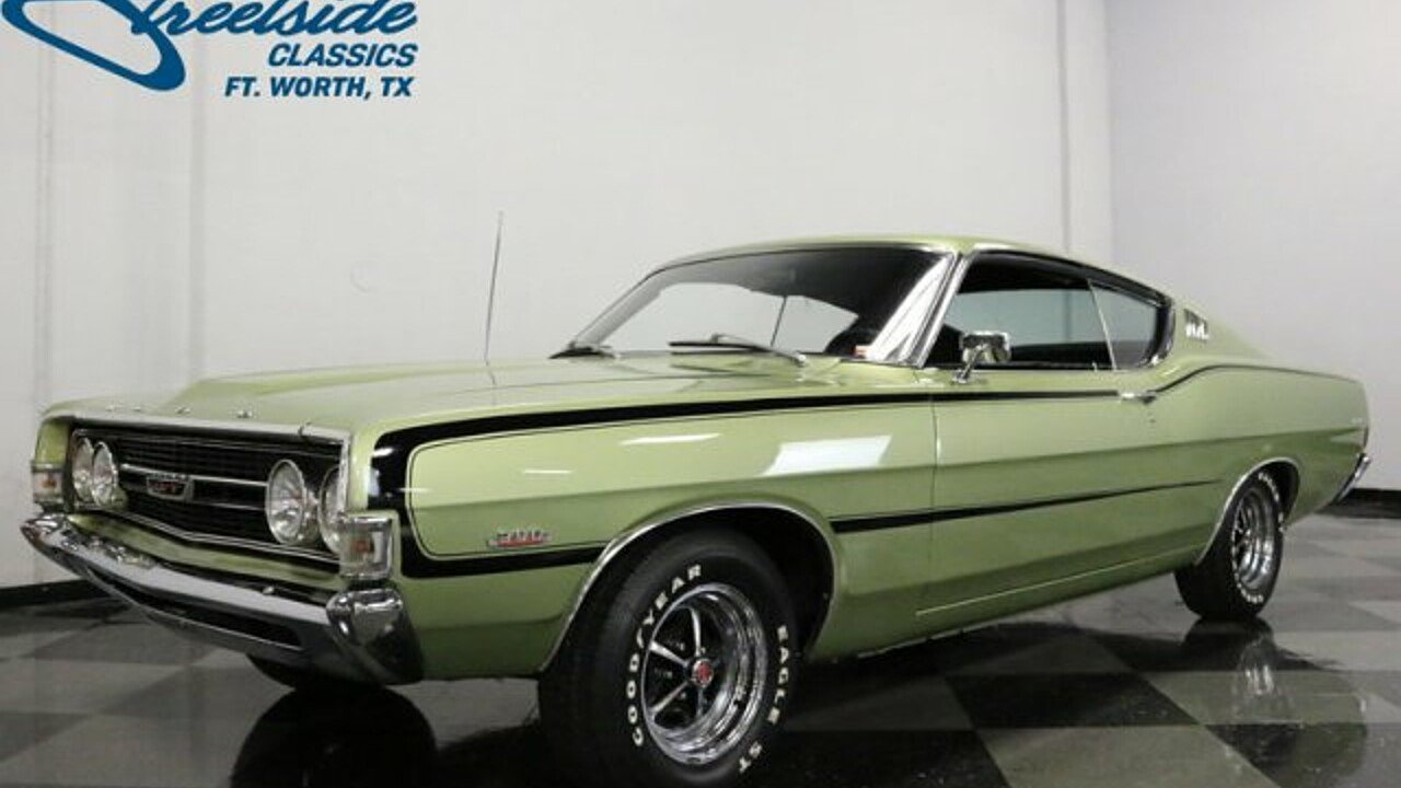1968 Ford Torino for sale near Fort Worth, Texas 76137 - Classics on ...