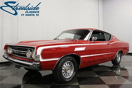 1968 Ford Torino for sale 100946650
