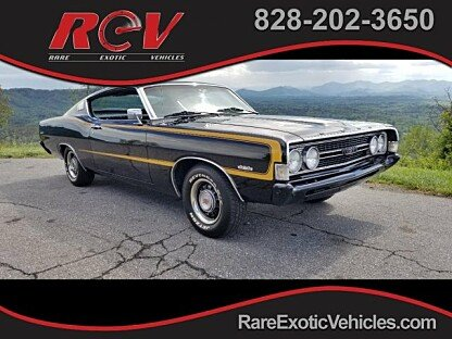 1968 Ford Torino for sale 100983721