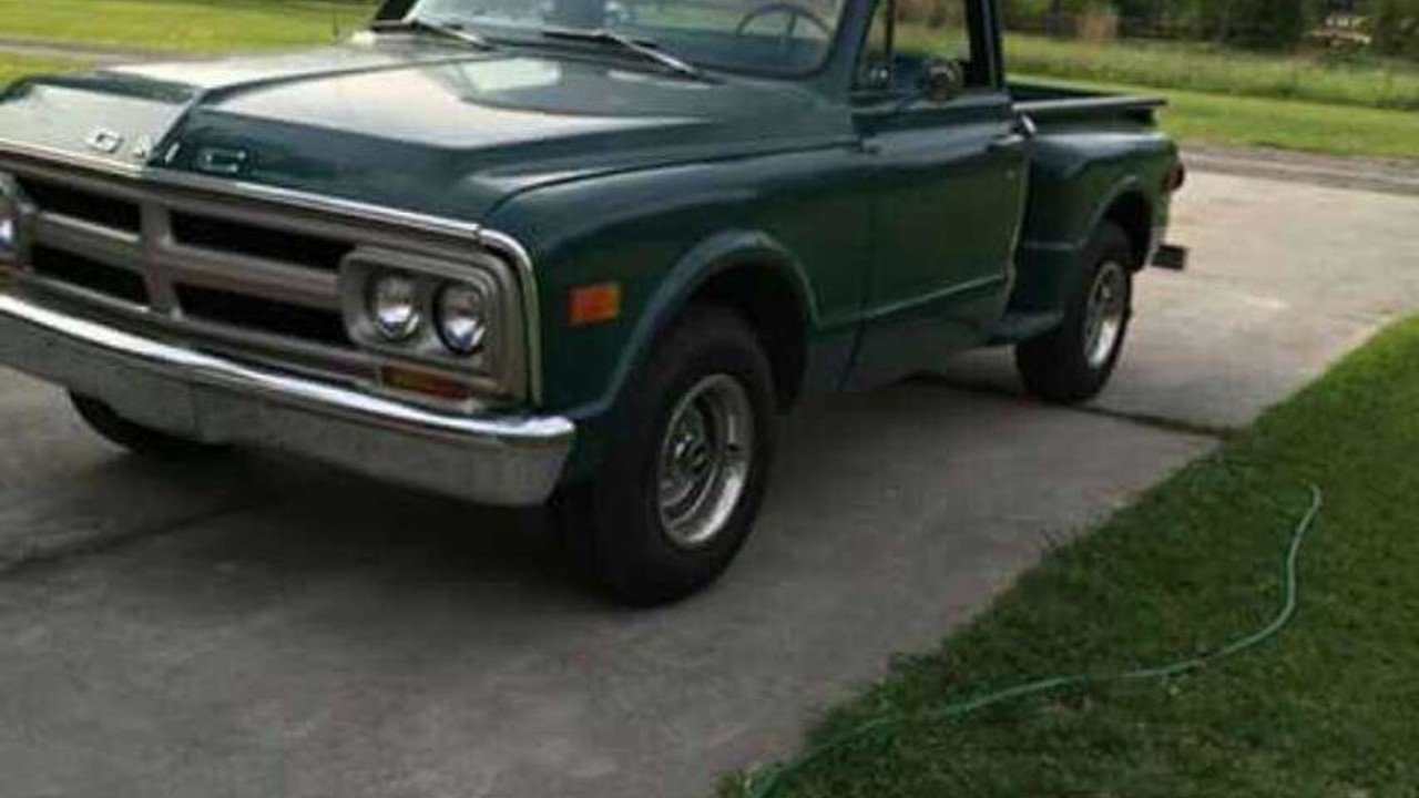 1968 GMC C/K 1500 for sale 100880832
