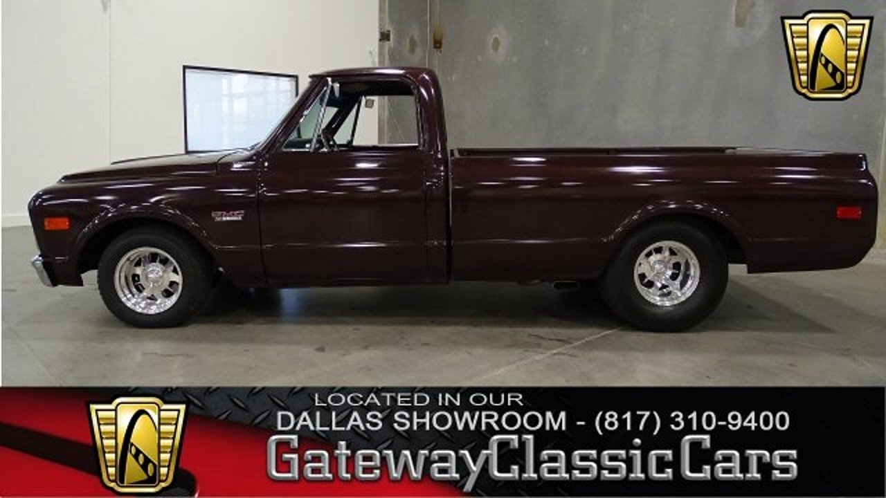 1968 GMC C/K 1500 for sale 100963960