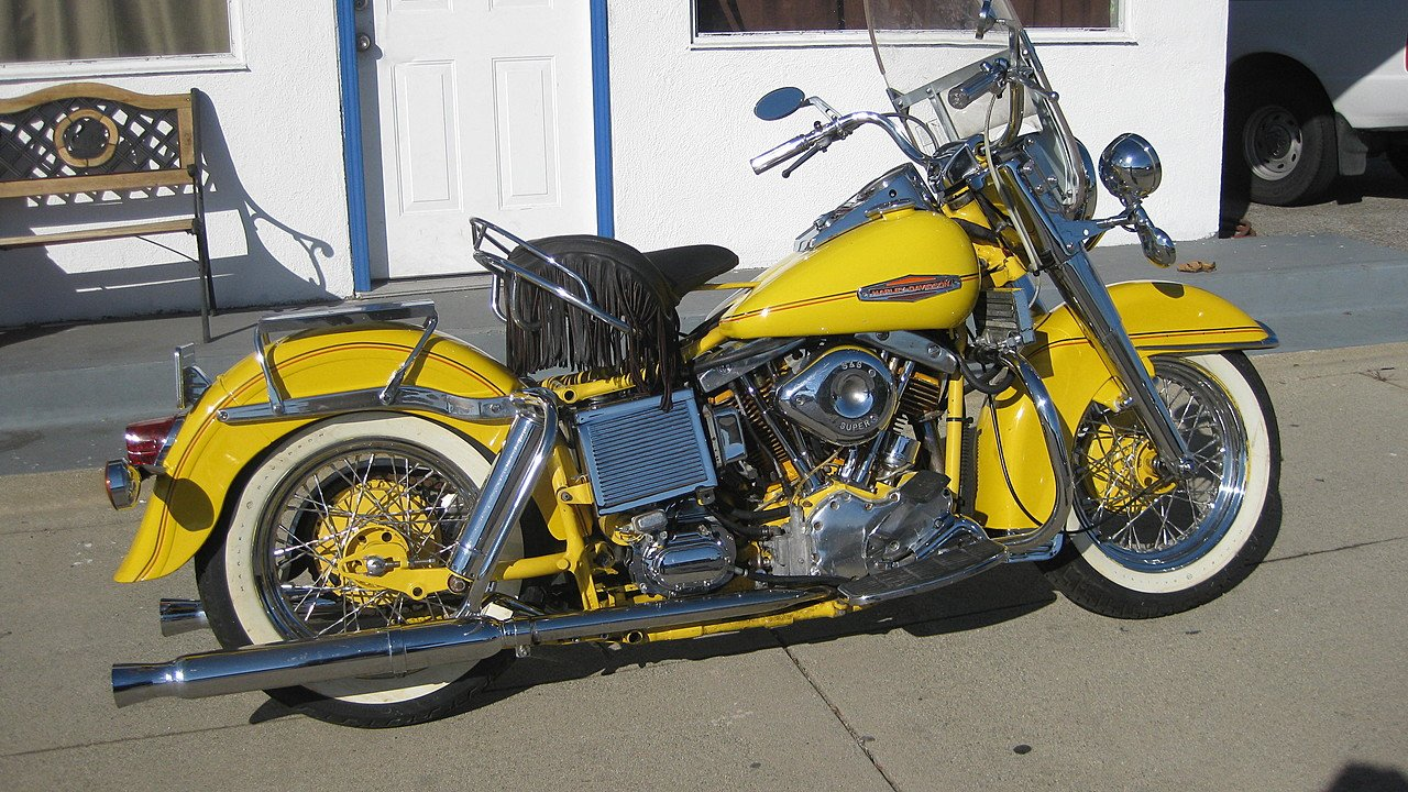 1968 Harley-Davidson FLH for sale 200430778
