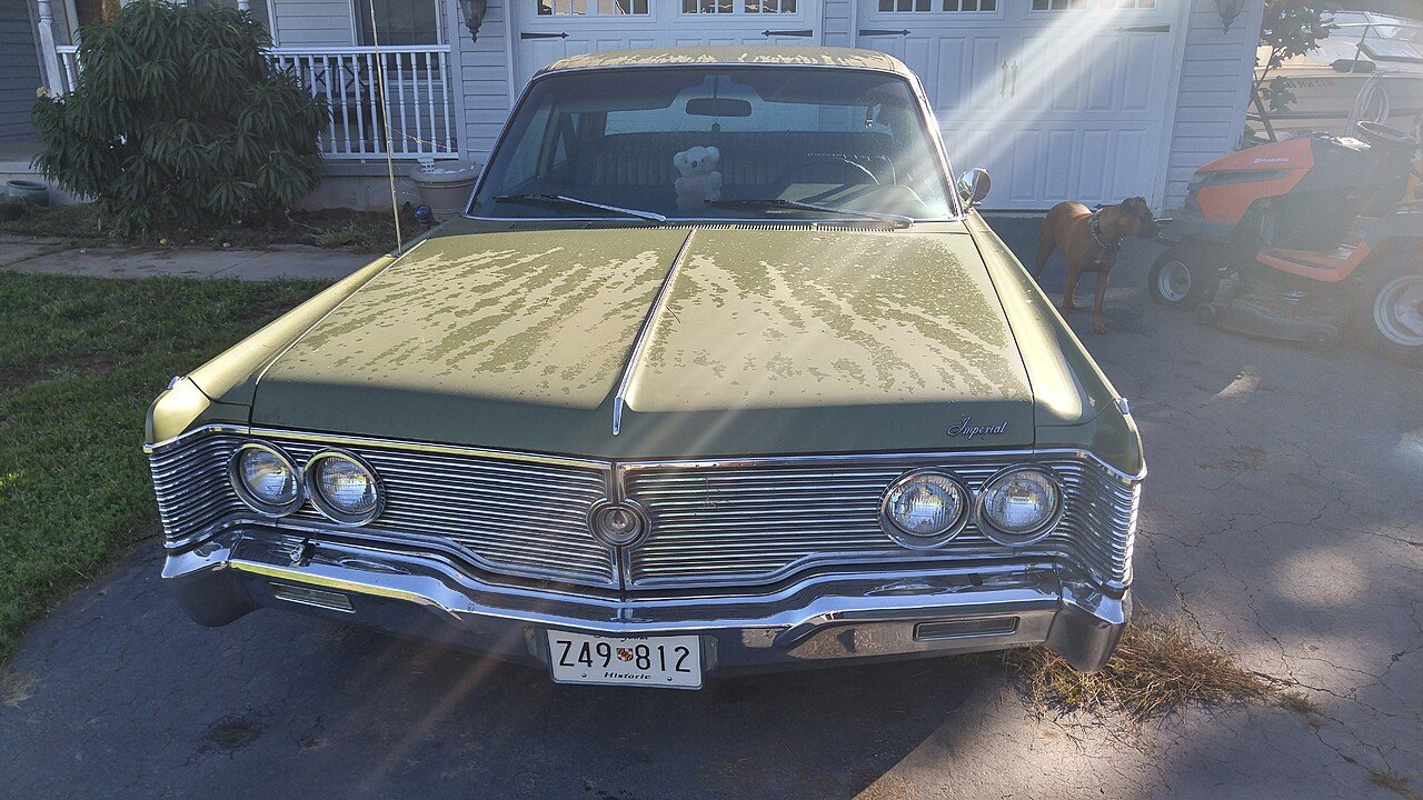 1968 Imperial Crown for sale 100890945