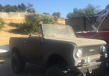 1968 International Harvester Scout for sale 100895106
