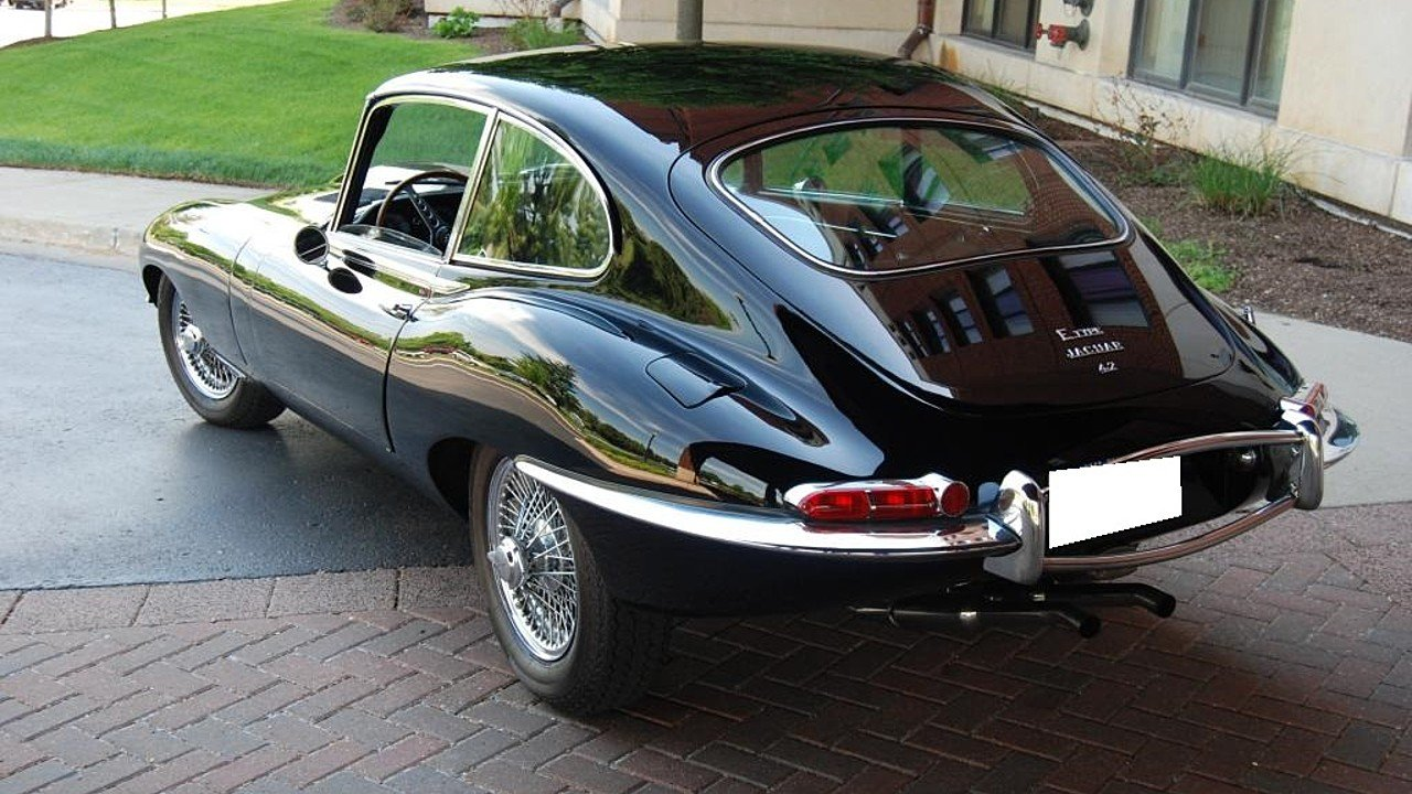 1968 Jaguar E-Type for sale near Boxborough, Massachusetts ...