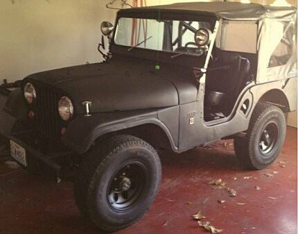 1968 Jeep CJ-5 for sale 100829090