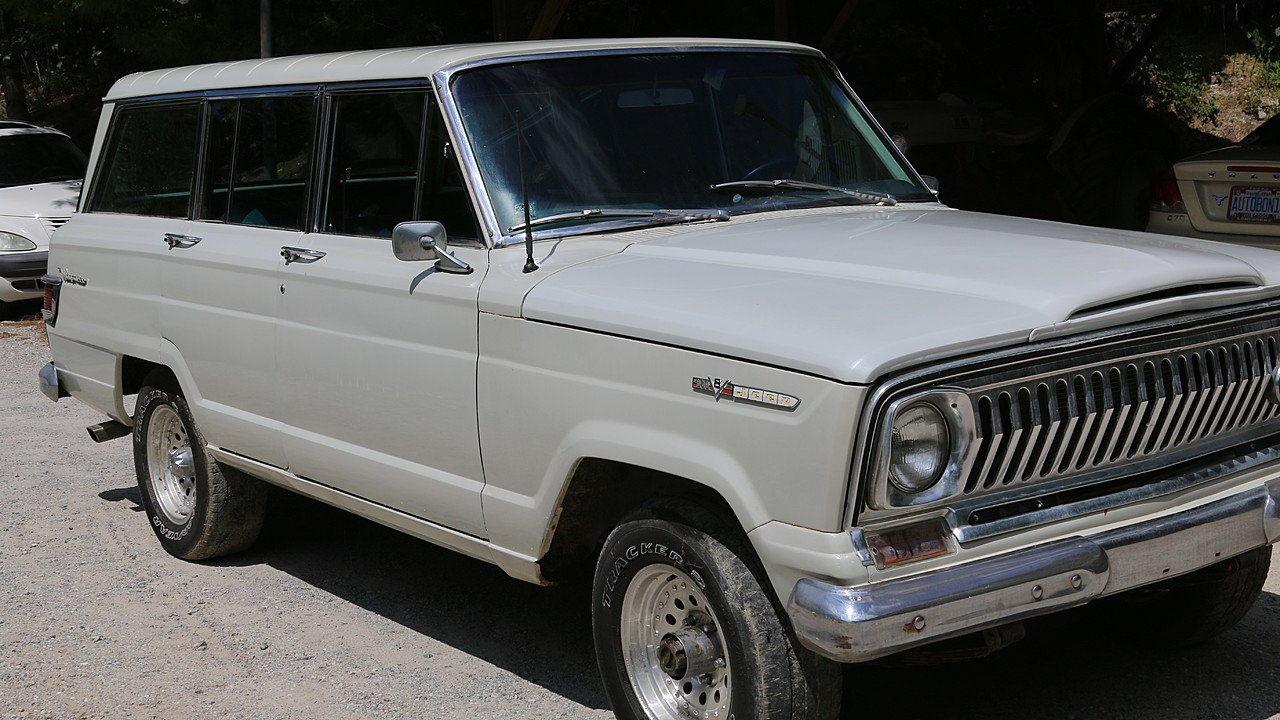 1968 Jeep Wagoneer for sale 100794250