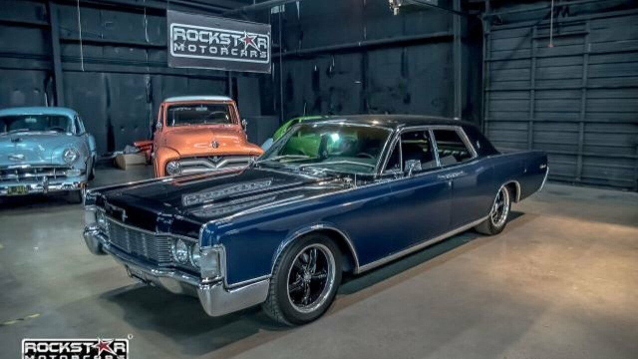 1968 Lincoln Continental for sale 100872713