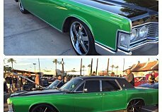 1968 Lincoln Continental for sale 100888592