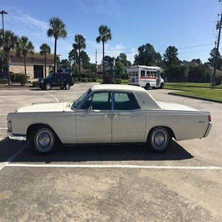 1968 Lincoln Continental for sale 100896934