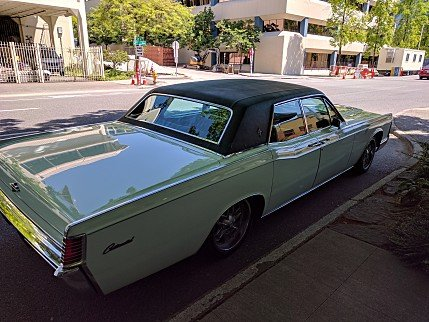 1968 Lincoln Continental Clics for Sale - Clics on Autotrader