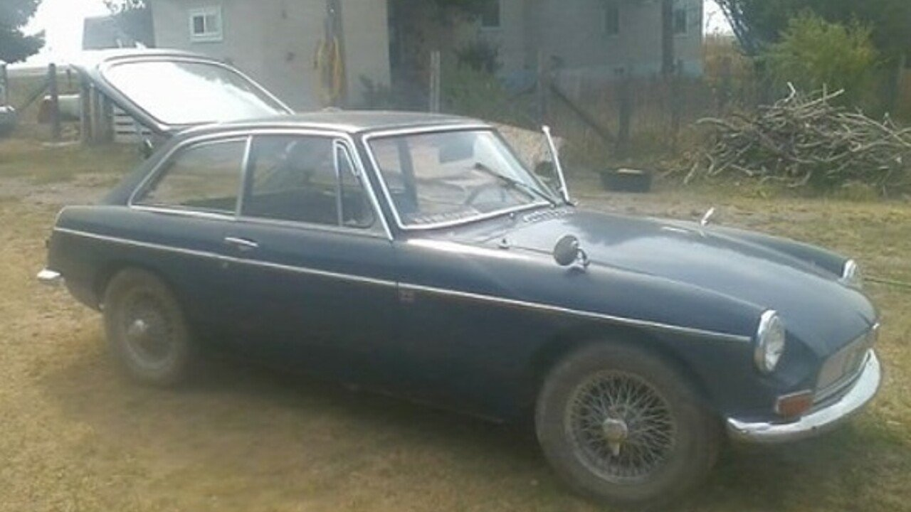 1968 MG MGB for sale 100924402