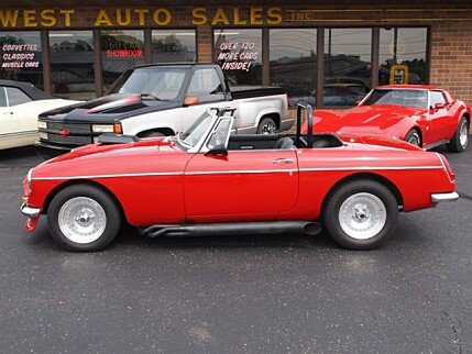 1968 MG MGB for sale 100874591