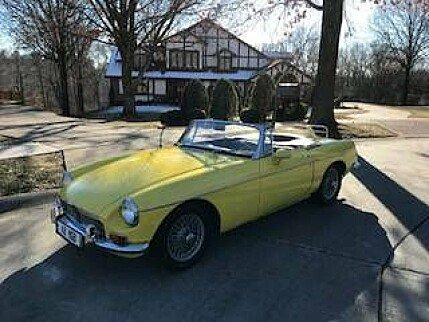 1968 MG MGB for sale 100946863