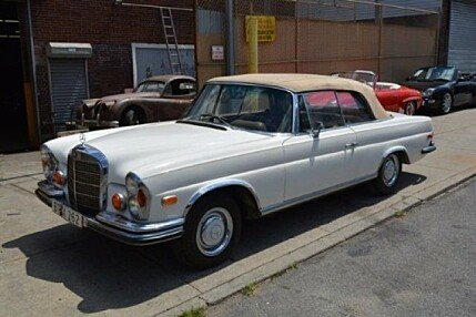 1968 Mercedes-Benz 250SE for sale 100779351